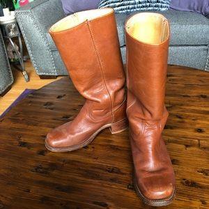 Frye Shoes - Vintage Frye Campus Boots 14L